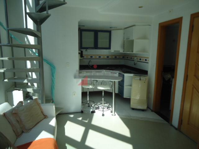 Apartamento Duplex residencial para venda e locação, Itaim Bibi, São Paulo - AD0292.