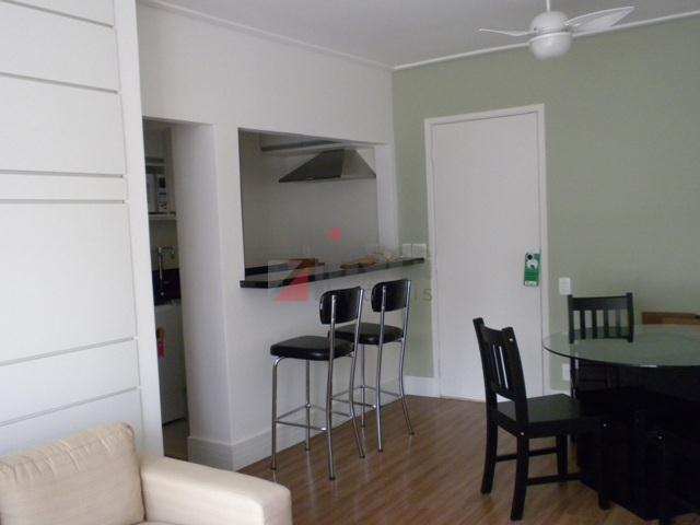 Flat  residencial para locação, Alameda Joaquim Eugenio de Lima, Jardim Paulista, São Paulo.