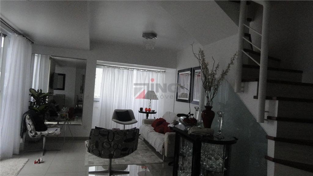 Cobertura residencial à venda, Bela Vista, São Paulo