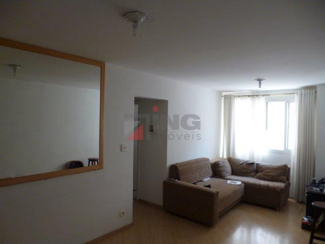 Apartamento residencial à venda, Rua Humaitá, Bela Vista, São Paulo - AP45753.