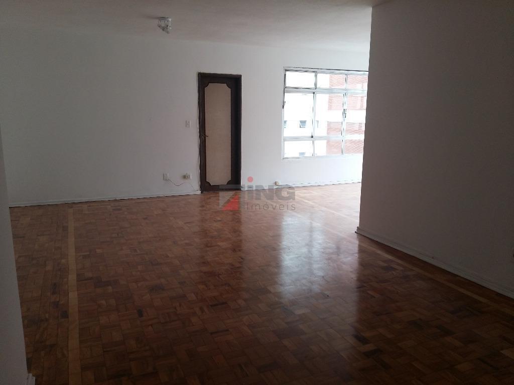 Apartamento residencial para locação, Higienópolis, São Paulo - AP55663.