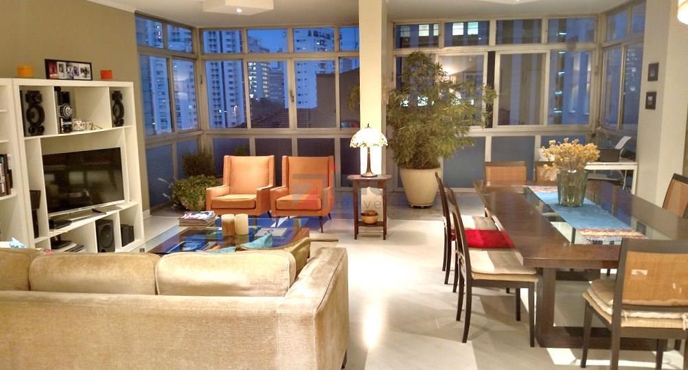 Apartamento residencial à venda, Cerqueira César, São Paulo - AP56721.