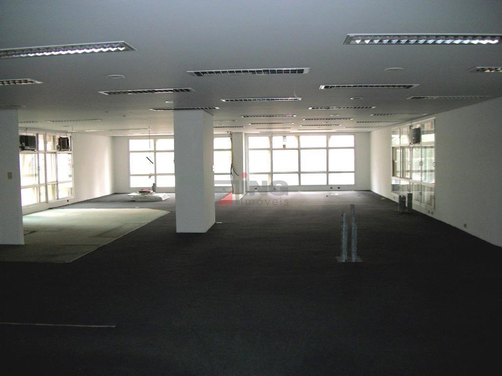 Laje comercial para locação, Jardim Paulista, São Paulo - LJ0015.