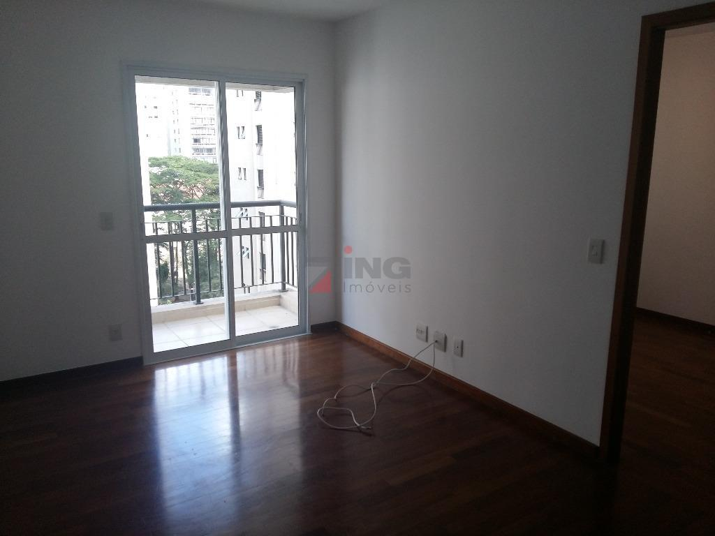 Apartamento residencial para locação, Higienópolis, São Paulo.