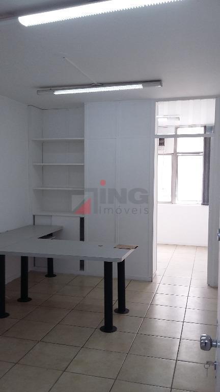 Conjunto Comercial - Av. Angélica - 30 m²
