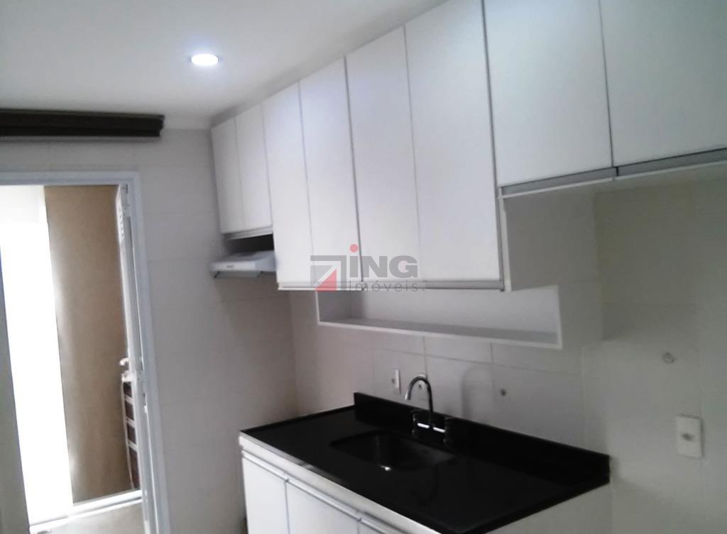 imóvel novo, lindíssimo.90 m² de área útil; sala para 02 ambientes com varanda gourmet já envidraçada...