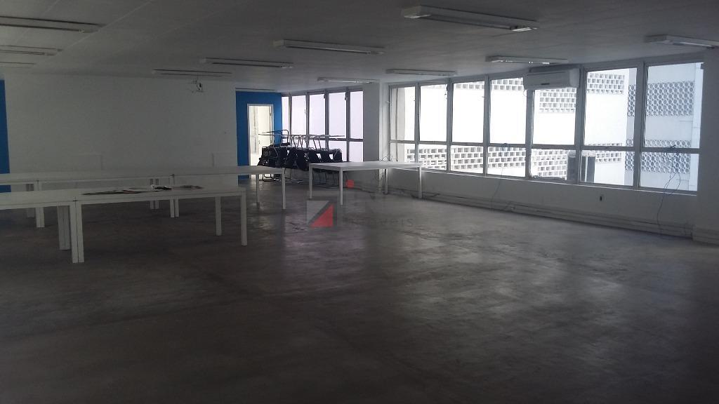 Andar Corporativo comercial para locação, Cerqueira César, São Paulo - AC0013.