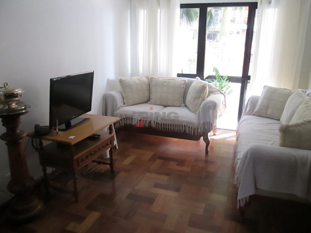Apartamento residencial à venda, Vila Mariana, São Paulo - AP59506.