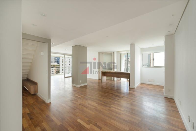 Apartamento Duplex residencial à venda, Itaim Bibi, São Paulo - AD0294.