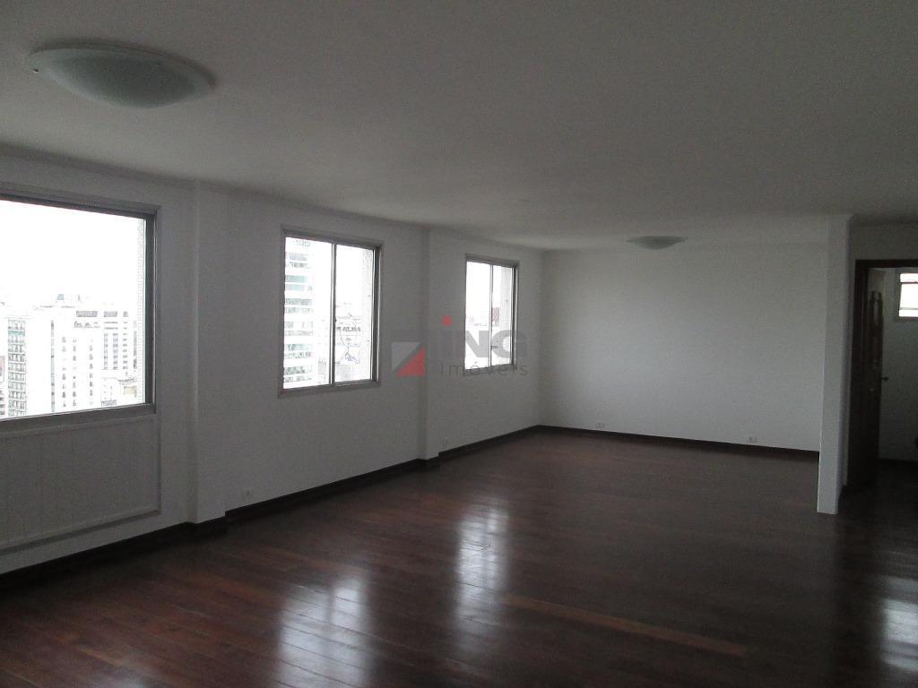 Apartamento residencial para locação, Jardim Paulista, São Paulo - AP58701.
