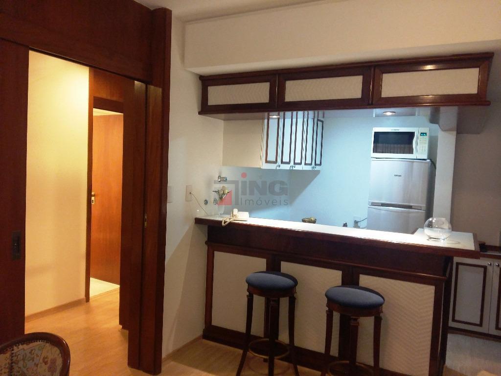 apartamento totalmente mobiliado / pronto para morar / sala 02 ambientes com wi-fi gratuito / 01...
