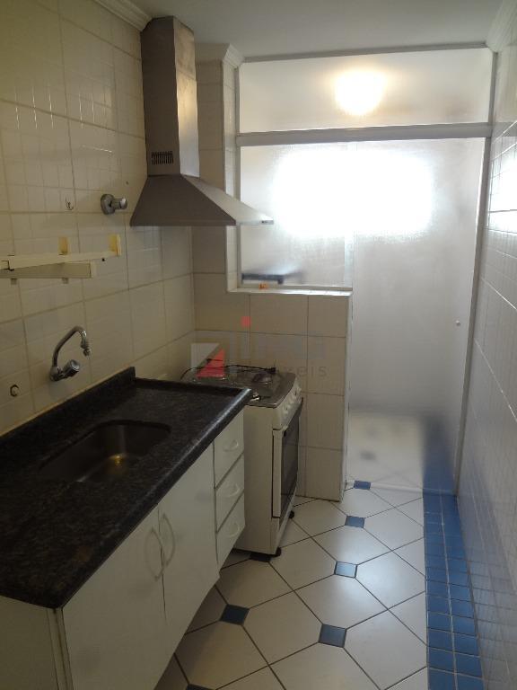 apartamento semi - mobiliado / 01 dormitório com armário planejado / sala 02 ambientes / 01...