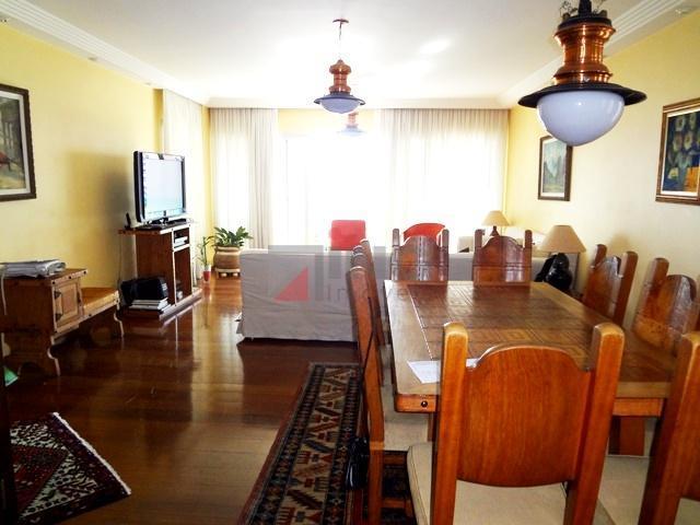 Apartamento residencial à venda, Chácara Santo Antônio (Zona Sul), São Paulo - AP61077.
