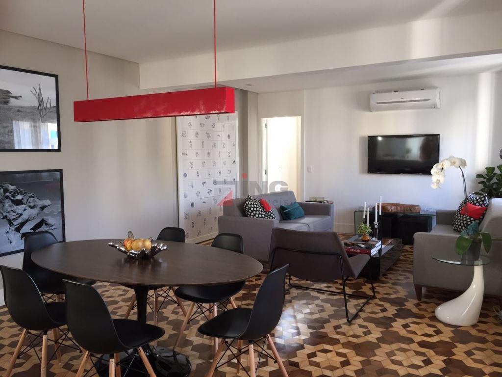 Apartamento residencial à venda, Jardim América, São Paulo - AP56243.