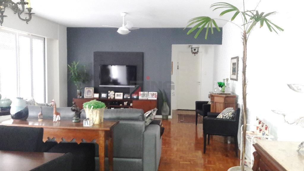 Apartamento residencial à venda, Jardim América, São Paulo - AP60976.