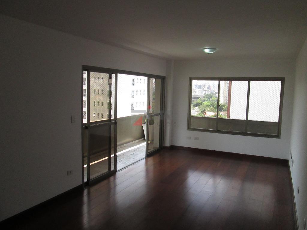 Apartamento residencial para locação, Indianópolis, São Paulo - AP61883.