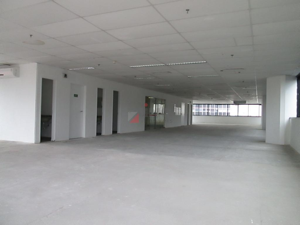 Andar Corporativo comercial para locação, Jardim Paulista, São Paulo - CJ8539.