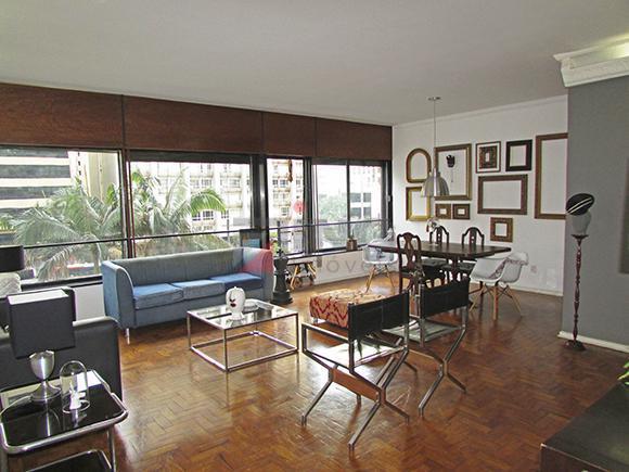 Apartamento residencial à venda, Bela Vista, São Paulo - AP65233.