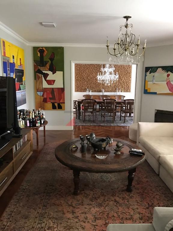 Apartamento residencial para venda e locação, Panamby, São Paulo - AP67528.