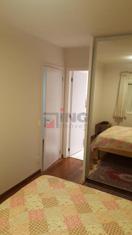 excelente apartamento à venda na chácara inglesa, rua tranquila, próximo as principais ruas da região como...