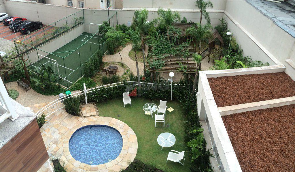 excelente apartamento semi novo para venda na barra funda, com vista para o parque da água...