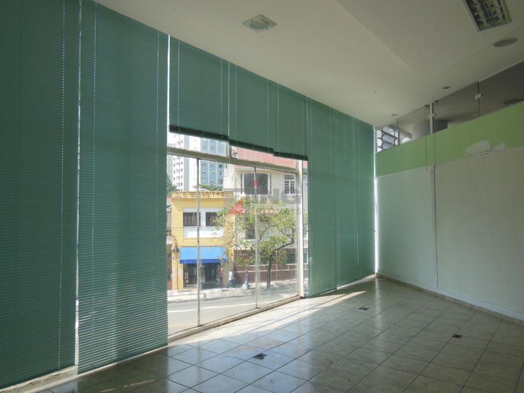 excelente sala comercial para venda ou locação em galeria localizada na avenida brigadeiro luis antônio, a...