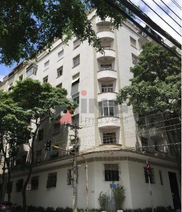 Apartamento residencial à venda, Higienenopolis, São Paulo.