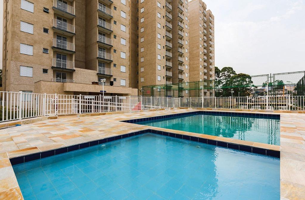Apartamento com 2 dormitórios à venda, 46 m² por R$ 250.000 - Jardim Celeste - São Paulo/SP