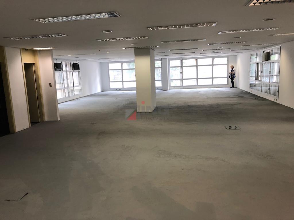 Laje para alugar, 599 m² por R$ 27.000/mês Alameda Santos, 1000 - Jardim Paulista - São Paulo/SP