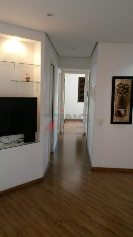 Apartamento com 3 dormitórios à venda, 74 m² por R$ 600.000 - Bosque da Saúde - São Paulo/SP