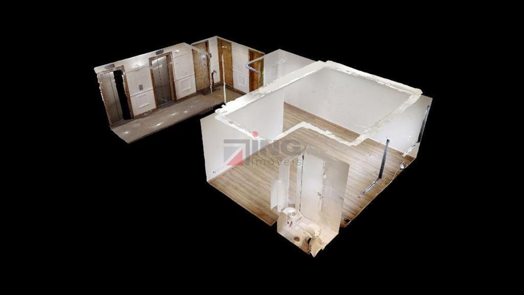 excelente conjunto comercial à venda.são 30m² á.ú.; vão livre; 01 banheiro e 01 vaga de garagem....