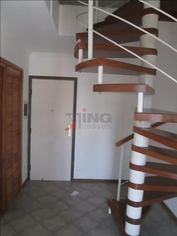 Apartamento Duplex residencial para locação, Paraíso, São Paulo - AP21414.