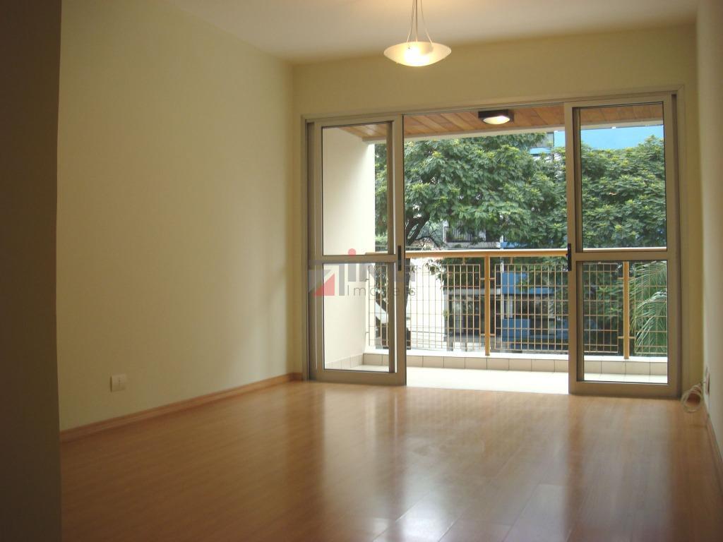 Apartamento com 3 dormitórios para alugar, 79 m² por R$ 3.150/mês - Vila Mariana - São Paulo/SP