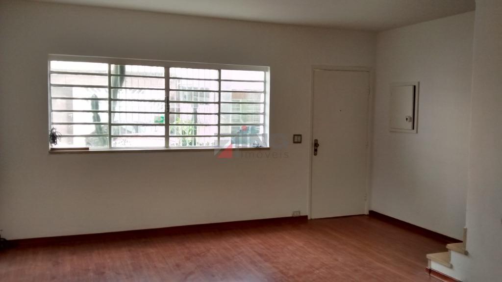 Sobrado com 3 dormitórios para alugar, 118 m² por R$ 3.800/mês - Aclimação - São Paulo/SP
