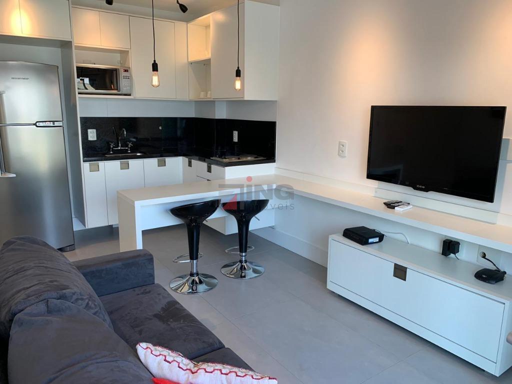 Studio com 1 dormitório para alugar, 36 m² por R$ 3.600/mês - Jardim Paulista - São Paulo/SP