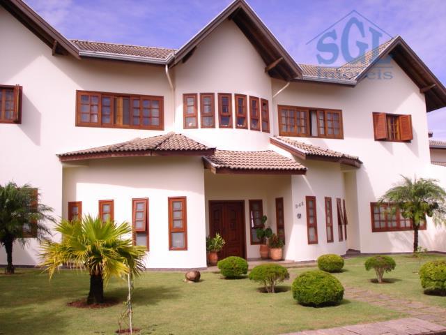 Casa residencial à venda, Jardim Botânico (Sousas), Campinas - CA0948.