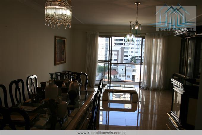 Apartamento para venda de 172 m²  no Bairro Santo Antônio em São Caetano do Sul.