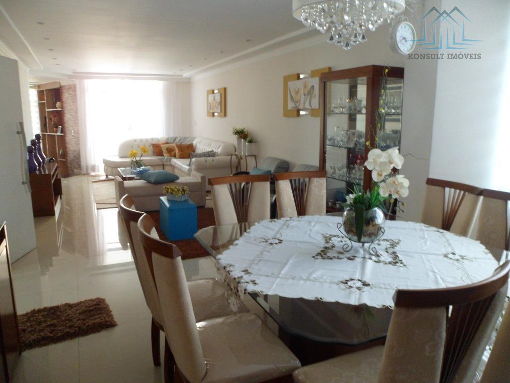 Apartamento para venda de 194 m² no Bairro Barcelona em São Caetano do Sul.
