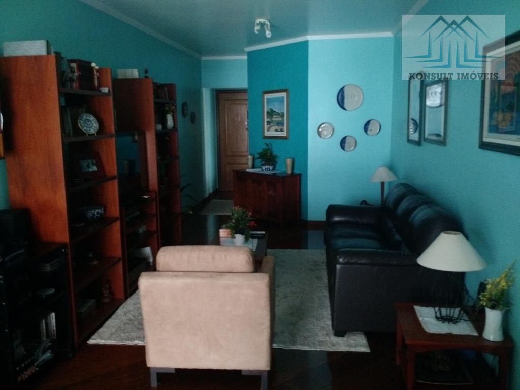 Apartamento para venda de 98 m² no Santa Paula em São Caetano do Sul.
