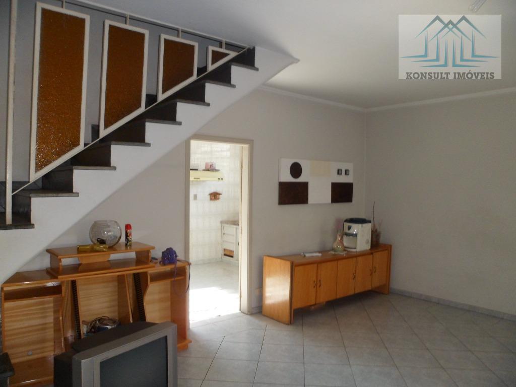 Sobrado para venda de 159 m² no Bairro Osvaldo Cruz em São Caetano do Sul.