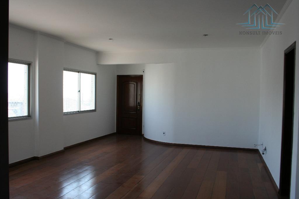Apartamento residencial para locação, Santa Paula, São Caetano do Sul.