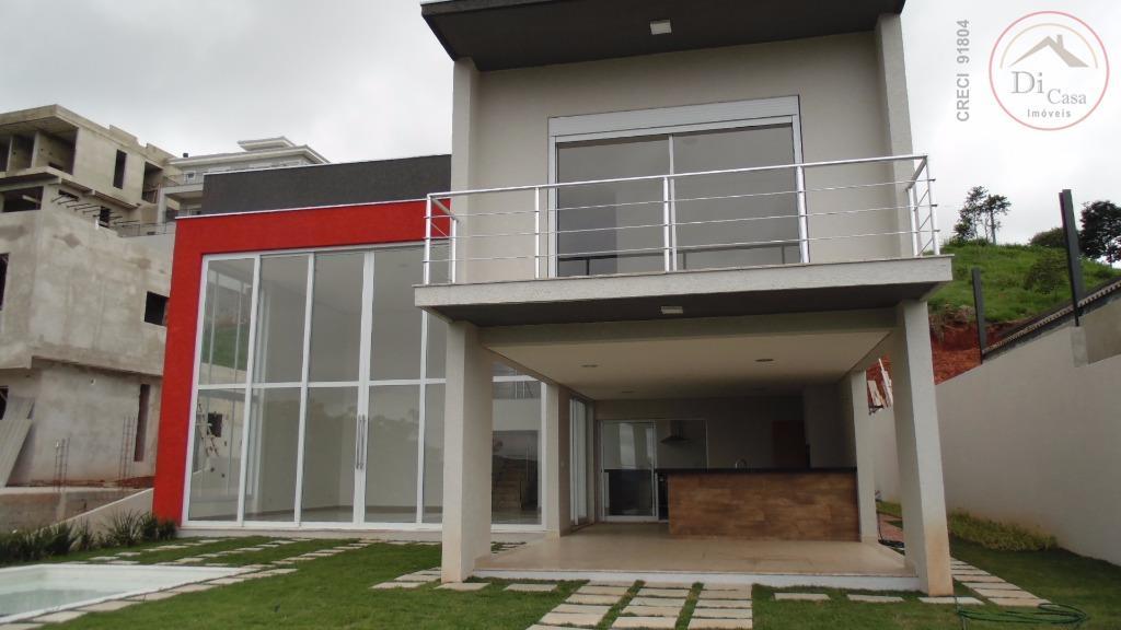 Casa Alto Padrão, Condomínio em Atibaia.