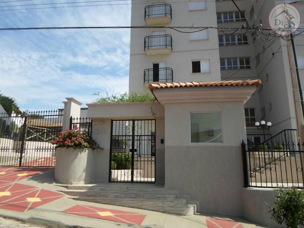 Lindo apartamento 2 dorms(1 suíte) 2 garagens em Atibaia