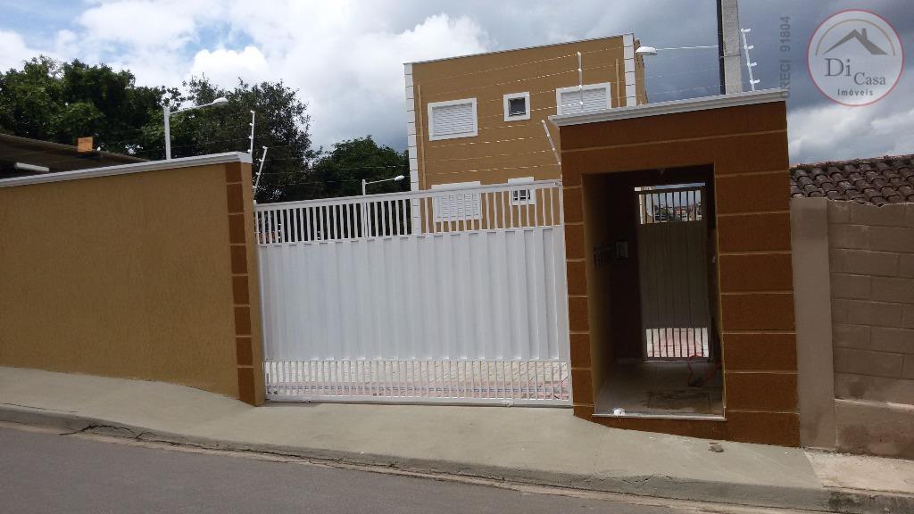 Apartamento residencial à venda, Jardim Imperial, Atibaia.