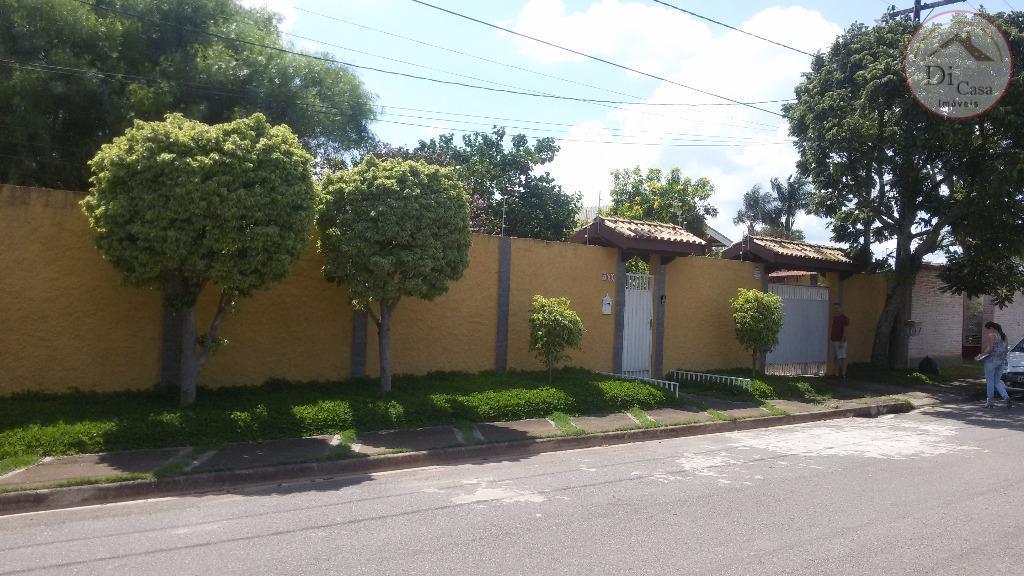 Linda Casa Alto Padrão, no jd. São Nicolau, Nova Gardênia, Atibaia.