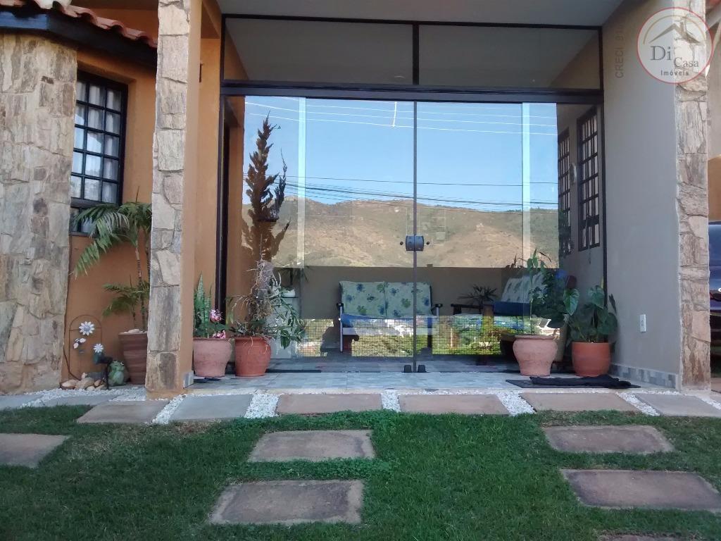 Sobrado com 3 dorms(1suitec/closet),piscina,5vagas. Jardim Maristela - Atibaia