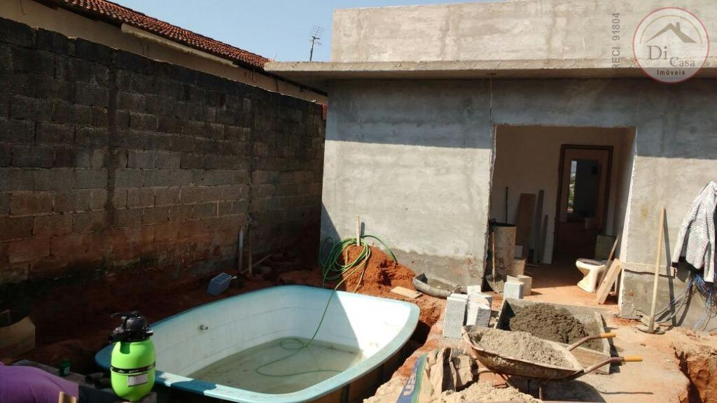 Selecione residencial à venda, Jardim Brogotá, Atibaia.