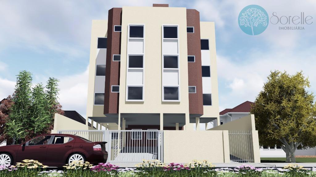 Apartamento residencial à venda, Independência, São José dos Pinhais.