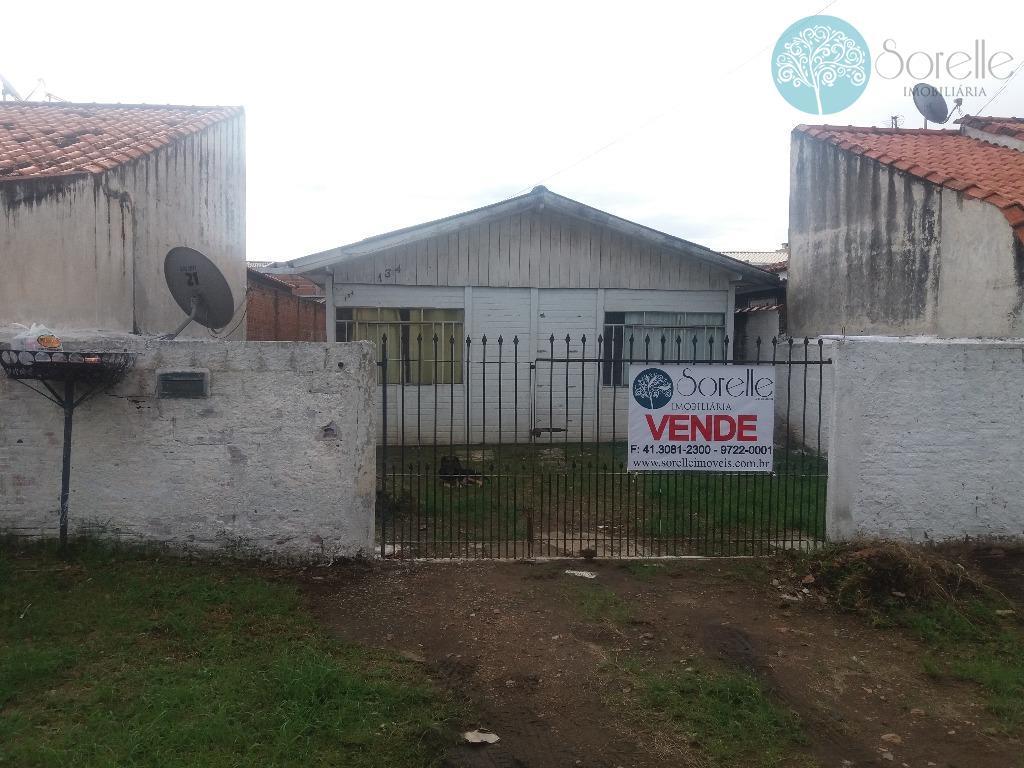 Casa residencial à venda, Rio Pequeno, São José dos Pinhais.