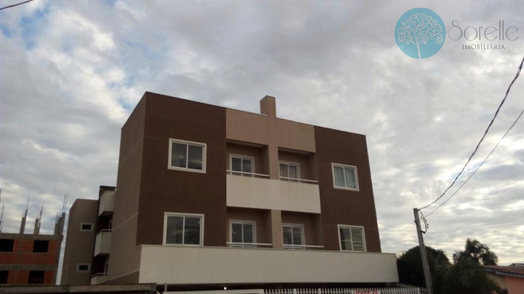 Apartamento residencial à venda, Costeira, São José dos Pinhais.